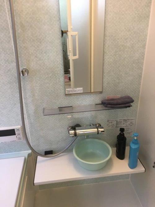 浴室(施工後)