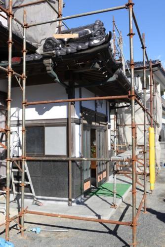 江名 T様邸塗装工事